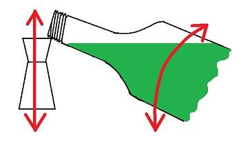 メジャーカップと瓶の口 2-350.jpg
