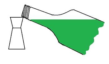 メジャーカップと瓶の口 350.jpg